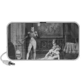 The Divorce of Napoleon I Notebook Speakers