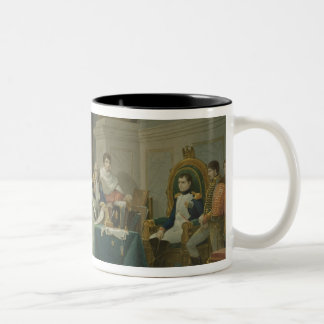 The Divorce of the Empress Josephine (1763-1814) 1 Two-Tone Coffee Mug