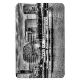 The Dixie Queen Paddle Steamer Vinyl Magnets