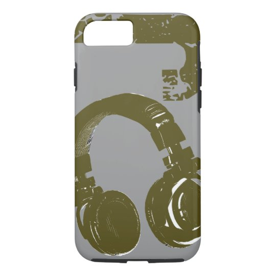 The DJ list iPhone 8/7 Case