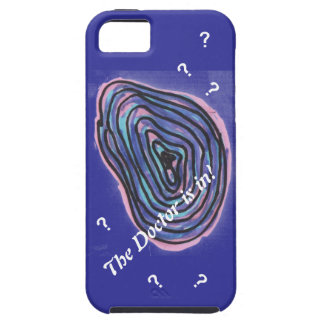 The Doctor Is In!  iPhone case iPhone 5 Cover