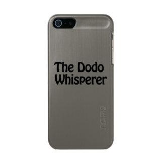 the dodo whisperer incipio feather® shine iPhone 5 case