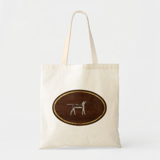 The Dog 2009 Budget Tote Bag