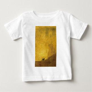 The dog - Beach De Bebé Baby T-Shirt