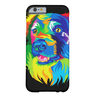 The Dog Black Barely There iPhone 6 Case