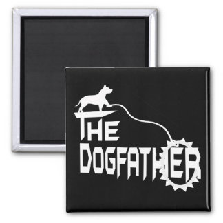 The Dog Father Magnet