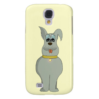 The dog galaxy s4 case