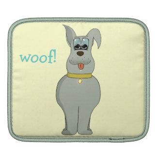 The dog iPad sleeves