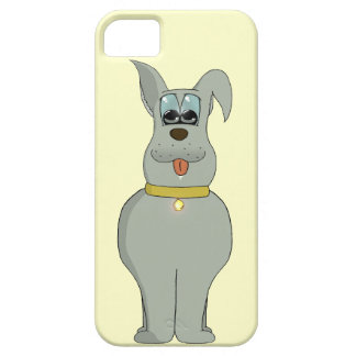 The dog iPhone 5 case