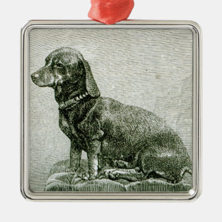 The Dog Jacob Christmas Ornament