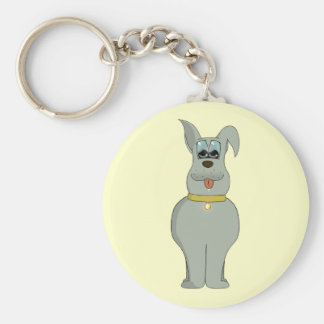 The dog keychains