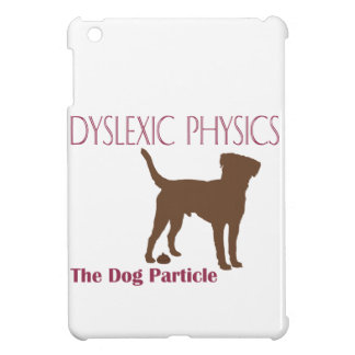 The Dog Particle Cover For The iPad Mini