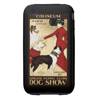 The Dog Show iPhone 3 Tough Covers