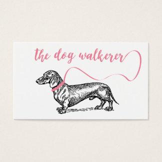 THE DOG WALKERER BUSINESS | DOG LOVER PINK