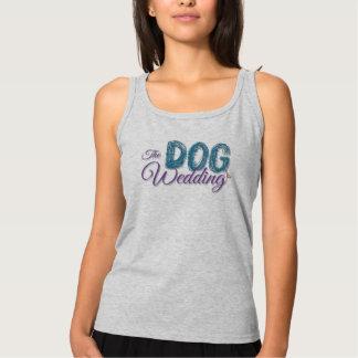 The Dog Wedding Women's Tank