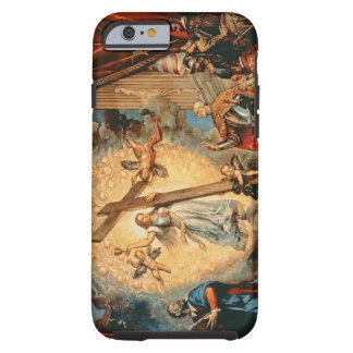 The Doge Grimani kneeling before Faith Tough iPhone 6 Case