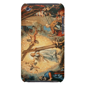 The Doge Grimani kneeling before Faith Barely There iPod Case