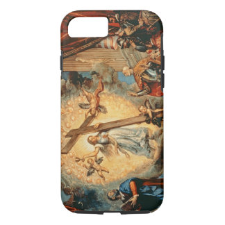The Doge Grimani kneeling before Faith iPhone 7 Case