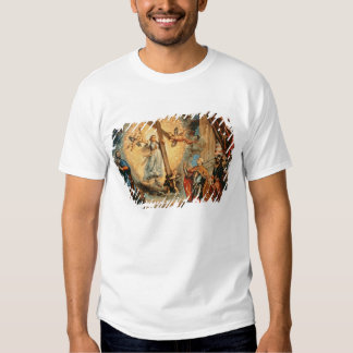 The Doge Grimani kneeling before Faith T Shirt