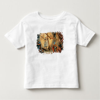The Doge Grimani kneeling before Faith Toddler T-Shirt