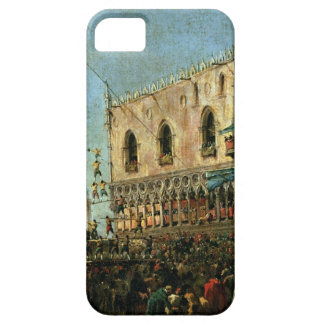 The Doge in the Shrove Tuesday Festival on the Pia iPhone 5 Case