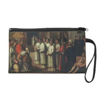 The Doge Ziani Meets Pope Alexander III (1105-81) Wristlet Clutches