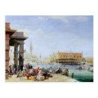 The Doge's Palace from Santa Maria della Postcard