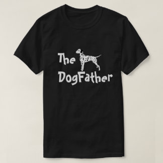The DogFather Dalmatian T-Shirt