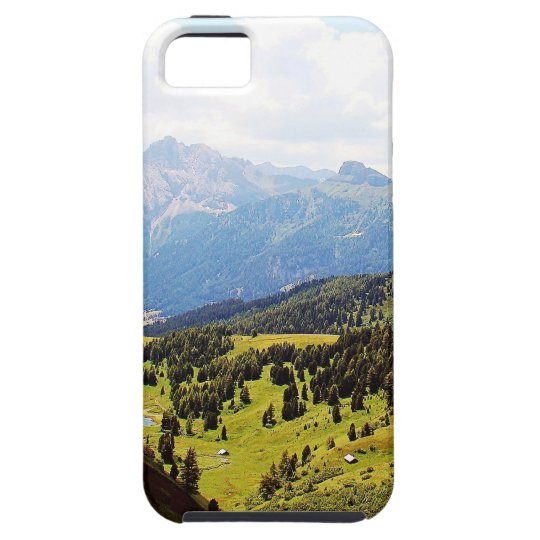 The Dolomites iPhone 5 Covers