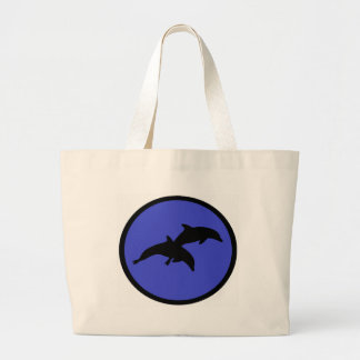 THE DOLPHIN AZUL TOTE BAG