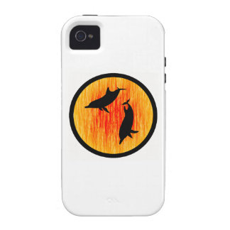 THE DOLPHINS SONG iPhone 4/4S CASE