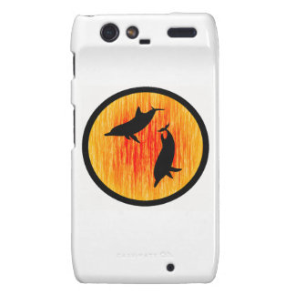 THE DOLPHINS SONG MOTOROLA DROID RAZR COVER