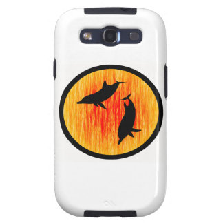 THE DOLPHINS SONG SAMSUNG GALAXY S3 CASES