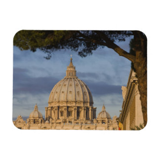 the dome of Saint Peter's Basilica, Vatican, Magnet