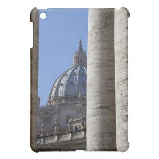 The dome of Saint Peters Bassilica, Bassilica iPad Mini Cases