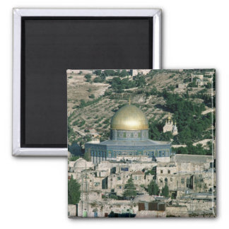 The Dome of the Rock, built AD 692 Fridge Magnets