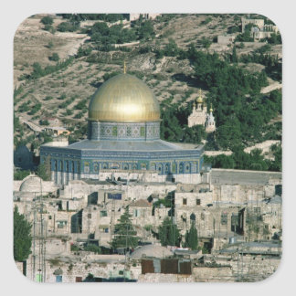 The Dome of the Rock, built AD 692 Stickers