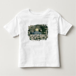 The Dome of the Rock, built AD 692 Toddler T-Shirt