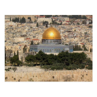 The Dome of the Rock, Jerusalem 1 Postcard
