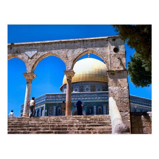 The Dome of the Rock, Jerusalem Postcard