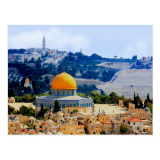 The Dome of the Rock Postcard