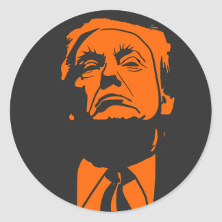 The Don, Donald Trump Round Sticker