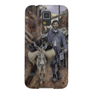 The Donkey, Somme, 1916 Case For Galaxy S5