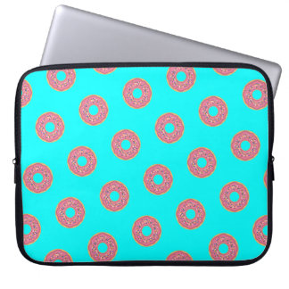 The Donut Pattern I Laptop Sleeve