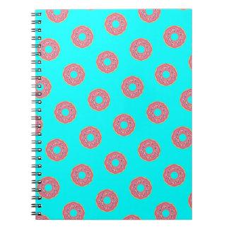 The Donut Pattern I Notebook