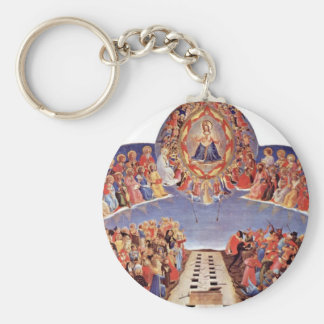 The Doomsday By Angelico Fra Keychains