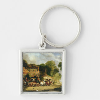 The Dorking and London Royal Mail leaving the 'Mar Keychains