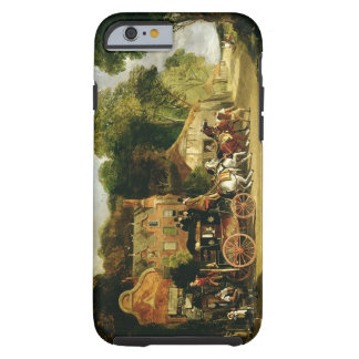 The Dorking and London Royal Mail leaving the 'Mar Tough iPhone 6 Case