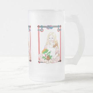 The Dormouse, Bill & Alice Coffee Mug