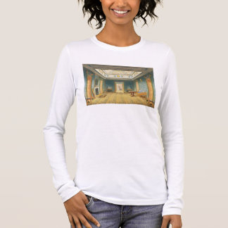 The Double Lobby or Gallery (South) above the Corr Long Sleeve T-Shirt